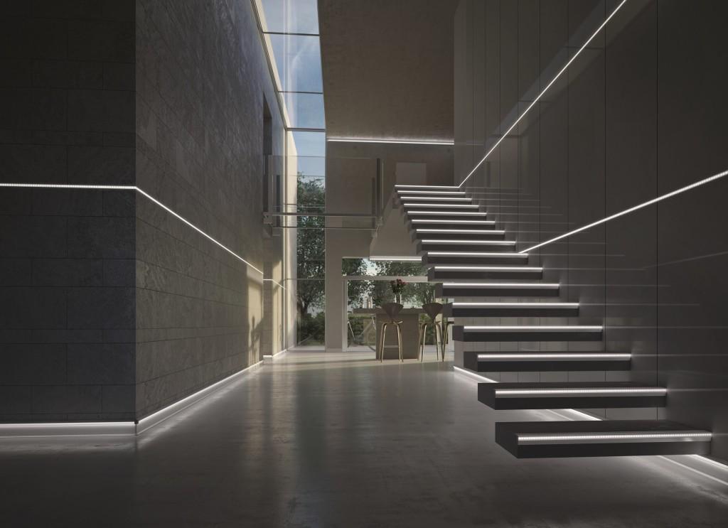 led-profil-interior